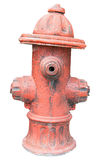 Ржавый стальной выход водяной помпы для доступа пожарного Стоковое Изображение