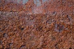 Ржавый толстый металл Стоковые Изображения