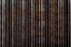 Ржавым предпосылка запачканная металлом Стоковое Изображение RF