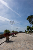 Ривьера del Conero Тоскана стоковое фото