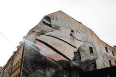 РИГА, ЛАТВИЯ - 13-ОЕ МАРТА 2019: Взгляд квадрата купола Квадрат купола самый большой и самый старый квадрат в Риге стоковая фотография