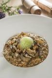 Ризотто гриба Porcini Стоковая Фотография