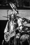 Риккии Phillips STYX выполняя на концерте Калифорнии Стоковые Изображения RF