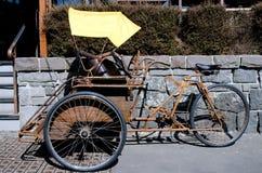 Рикша цикла стоковая фотография rf