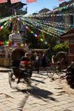 Рикша стоковое изображение