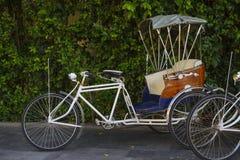 рикша стоковая фотография rf