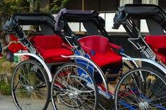 рикша Стоковое Изображение RF
