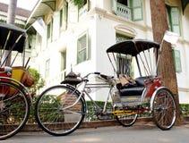 рикша стоковые фотографии rf