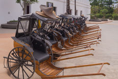 рикша Стоковые Фото