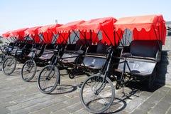 рикши xian Стоковые Изображения