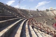 Римская арена Вероны стоковые фото