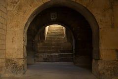 Римская арена, Arles, Франция Стоковые Фото