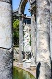 Римская археология statua del canopo Стоковая Фотография