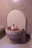 Римская ванная комната Стоковые Изображения RF