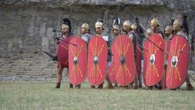Римская галловая война сток-видео
