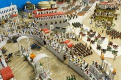 Римская империя Стоковые Фото