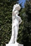 Римская мифология - Ceres priestess стоковые изображения