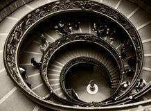 Римская спираль Стоковая Фотография RF