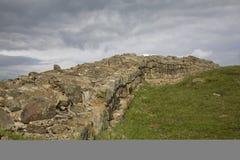 римская стена Стоковые Фото