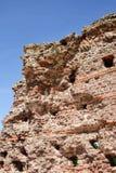 римская стена Стоковые Изображения RF