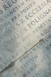 римская таблетка стоковая фотография rf