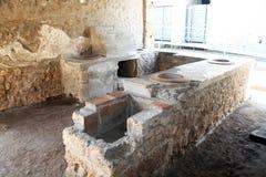 Римская хлебопекарня Стоковые Фотографии RF