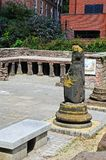 Римские бани, Честер Стоковая Фотография