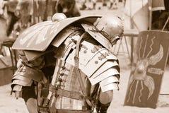 римские воины стоковое изображение