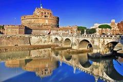 Римские наземные ориентиры стоковое фото
