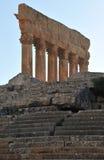 римские руины Стоковая Фотография RF