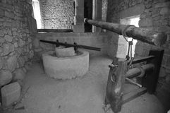 римские volubillis руин Стоковое фото RF