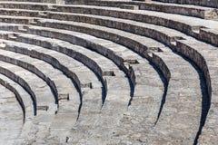 Римский амфитеатр в Arles, Франции стоковое фото rf