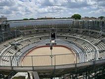 Римский амфитеатр на Arles стоковое фото rf