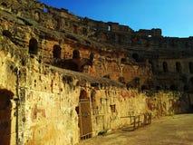 Римский амфитеатр Стоковые Фотографии RF