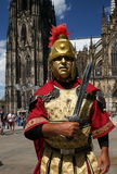 римский воин Стоковые Изображения