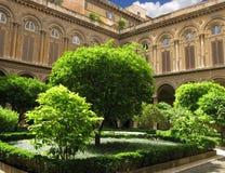Римский монастырь Стоковые Фото
