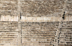 Римский театр в Аммане, Джордане Стоковая Фотография RF