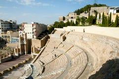 римский театр Стоковые Изображения RF