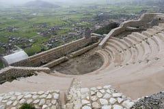 Римский театр Стоковая Фотография RF