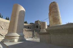 Римский театр стоковое фото rf