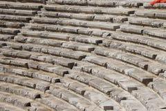 Римский театр Aspendos Стоковое Изображение