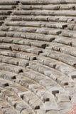 Римский театр Aspendos Стоковые Фото