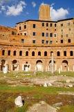 Римский форум, центр ` s Рима исторический, Италия Стоковые Фотографии RF