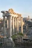 Римский форум Стоковые Фотографии RF