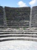 римское амфитеатра стародедовское Стоковые Изображения RF
