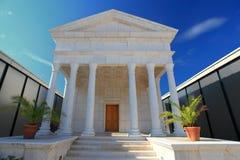 Римское здание Стоковые Фото