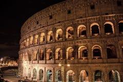 Римское ColiseumThe старое Colosseum в Риме, гладиаторы воюет Стоковые Изображения RF