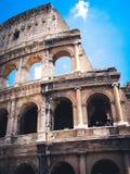 Римское colosseum на восходе солнца Стоковые Изображения RF