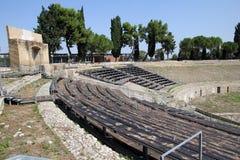Римское lucera стоковое фото