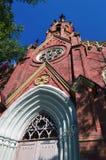 Римско-католическая церковь в Иркутске стоковые фотографии rf